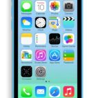iPhone 5C 16GB Син